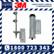 3M DBI Sala Galvanized Weld On Fixed Pole/Tower Safety System (LS-W)