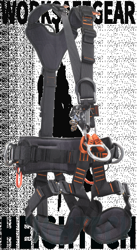 Skylotec Rescue Pro 2.0 Harness Size M/2XL Rated 140Kg AS1891