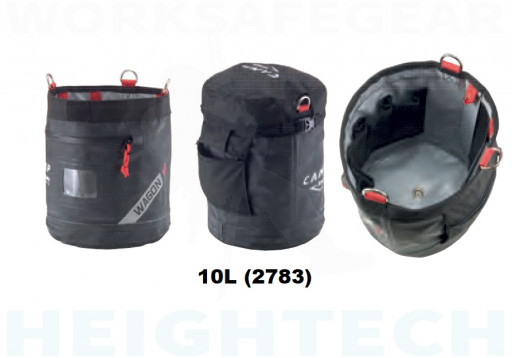 Camp Safety 10L Wagon Bucket Bag Rated 10kg