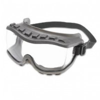 Medical & WorkSite Strategy Goggle CLEAR Lens A/F No Venting (1015520)