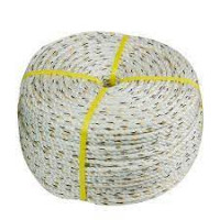 Transport Silver Rope 10mm by 25m - Rated 2000kg (208030) LC200kg-Clearance