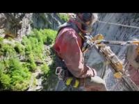 Petzl AVAO EN Harness line designed for fall protection & work positioning