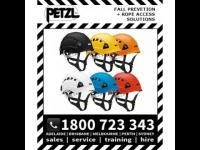 Petzl Helmets for work at height, rescue and industry