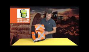 Caribee Pilbara High Visibility Backpack