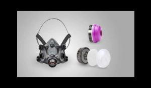 North/Honeywell Reusable Respirators