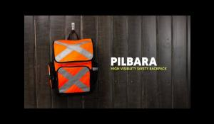 Caribee Pilbara Safety Backpack | Product Review