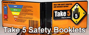 Take 5 Safety Booklets